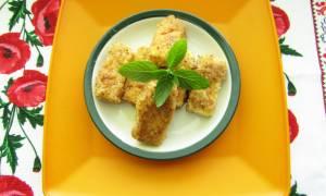 Простой и вкусный рецепт горячего сыра в кляре