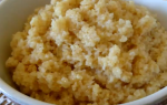 Как варить пшеничную кашу на воде пропорции