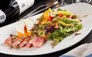 Салат с тунцом вкуснее, чем в ресторане