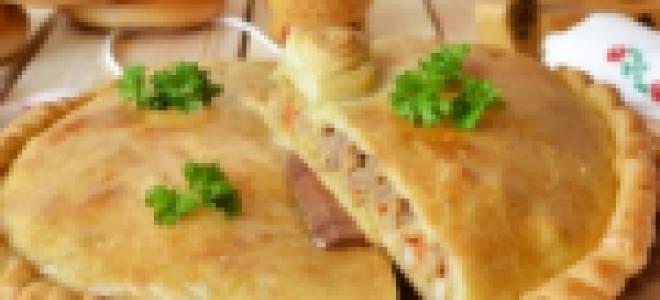 Вкусный рецепт осетинского пирога