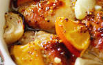 Свинина в духовке с горчицей и медом