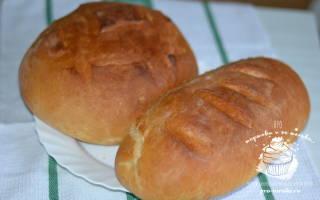 Выпечка хлеба в домашних условиях в духовке