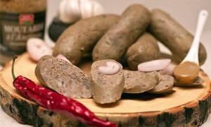 Как в домашних условиях сделать ливерную колбасу