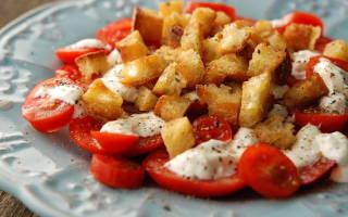 Рецепт дешевого, но очень вкусного салата «Минутка»