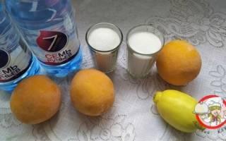Сок из 4 апельсинов в домашних условиях