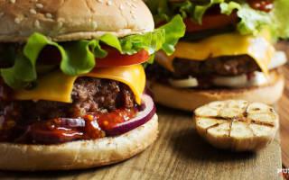 Бургер рецепт в домашних условиях с фото
