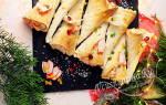 Необычный салат в лаваше на Вашем праздничном столе