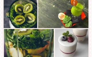 Рецепты смузи в домашних условиях для похудения
