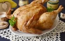 Рецепты курица в аэрогриле целиком рецепты фото